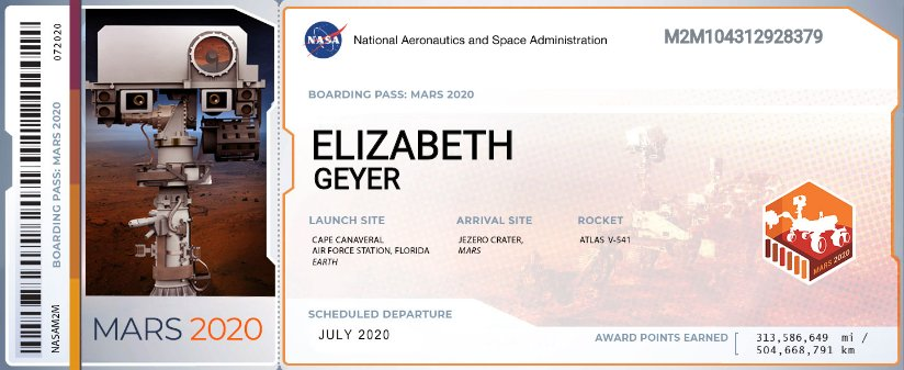 This image has an empty alt attribute; its file name is BoardingPass_MyNameOnMars2020-EG.png