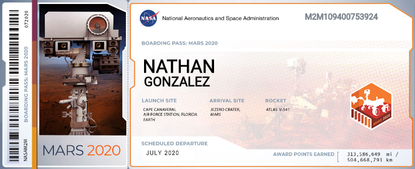 This image has an empty alt attribute; its file name is BoardingPass_MyNameOnMars2020-NG.png